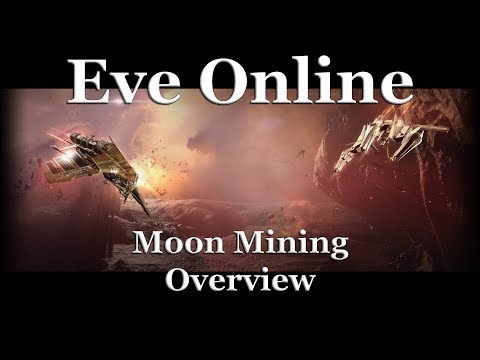 Eve Online - Moon Mining Overview