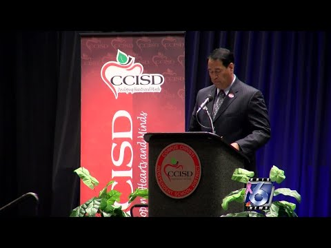Teachers union unhappy with CCISD Superintendent's raise