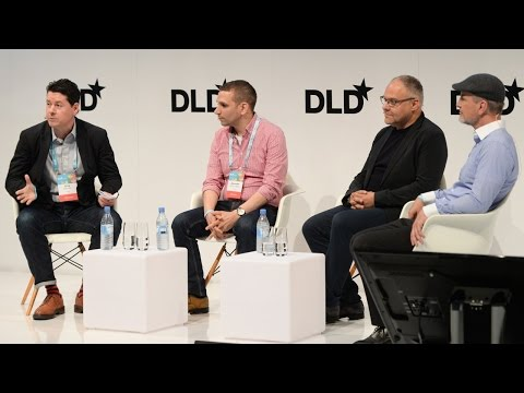 AI Disrupt: Financial Markets (J.Leogrande, J.Schmidhuber, A. del Toro, G.Williams) | DLDsummer 16