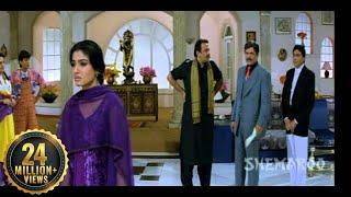 Rajaji - Part 14 Of 15 - Govinda - Raveena Tandon - Superhit Bollywood Comedies