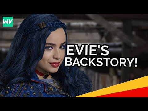 Evie's Backstory! - Her Banishment and Magic: Descendants (ft. Rob Plays)
