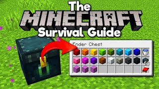 What To Put In An Ender Chest! ▫ The Minecraft Survival Guide (Tutorial Let's Play) [Part 276]