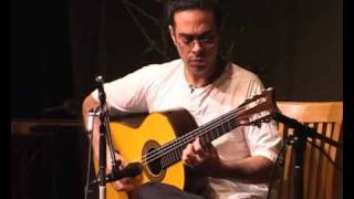 Ruben Diaz Flamenco Jazz Fusion Project  - Jaya Gopinatha & Contemporary Flamenco Guitar