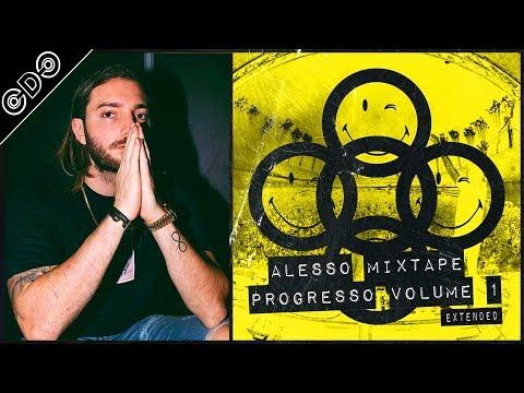 Reseña del Alesso Mixtape Progresso Volume 1 | ¿Logró sus objetivos? | Mp3