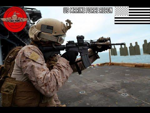 US MARINE FORCE RECON/