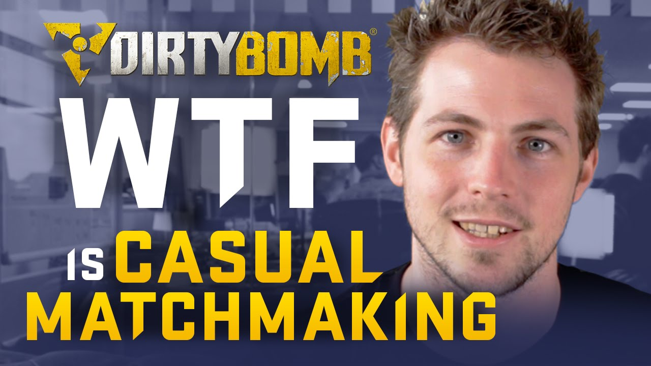 Dirty bomb matchmaking ranks