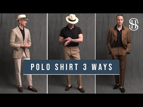 3-ways-to-wear-a-polo-shirt-|-how-to-style-a-polo-shirt
