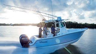 MAKO Boats: 2016 234 CC Offshore Fishing Boat