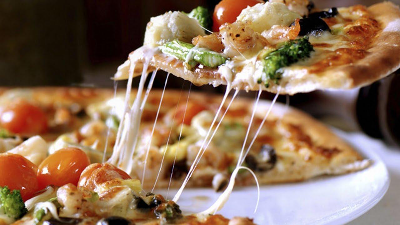 Как сделать пиццу сочной