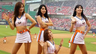 한화이글스 2013 치어리더 공연 모음 (음질?)