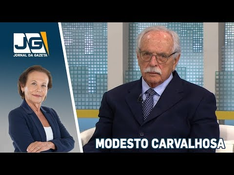 Modesto Carvalhosa, jurista, fala sobre democracia e combate à corrupção