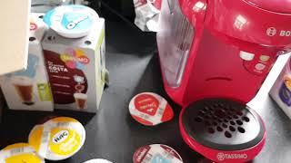 Tassimo Vivy 2 Coffee Machine