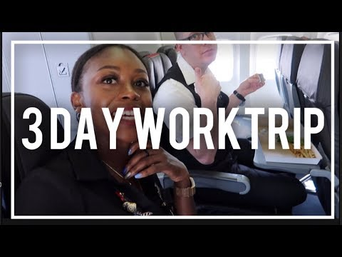 WE DON'T GET PAID WHEN WE CLOCK IN TO WORK? | FLIGHT ATTENDANT LIFE