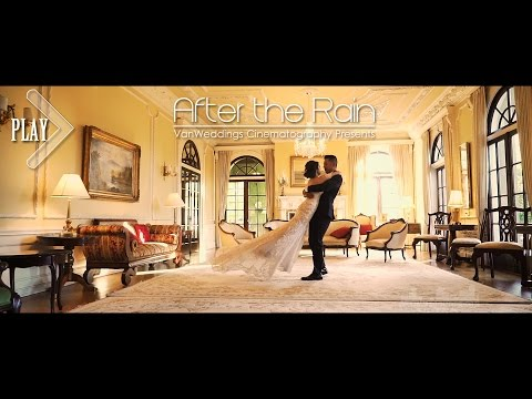 Hycroft Manor + Fairmont Hotel Vancouver Luxury Wedding Video #VanWeddings