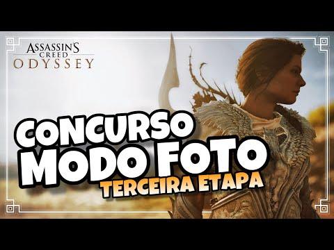 Assassin's Creed Odyssey - Concurso Modo Foto | Inverno na Grécia thumbnail