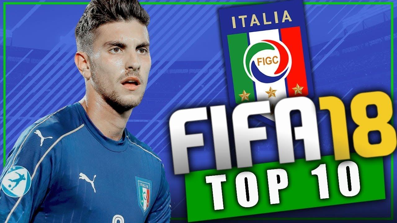 Fifa 18 top jovenes promesas de italia modo carrera for Esteban paredes fifa 18
