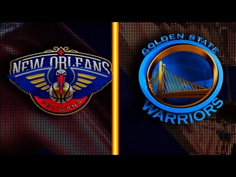 NBA 2k16 -Xbox One- Gameplay (Golden State Warriors vs New Orleans Pelicans)