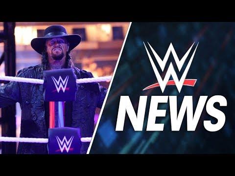 WWE NEWS - L' UNDERTAKER À LA RETRAITE POUR DE BON ?