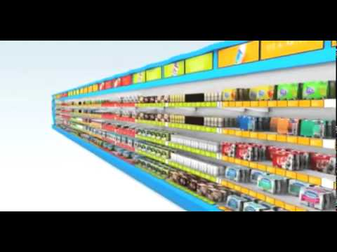 Cds Digital Shelf Edge And Virtual Store Youtube