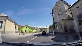 Автомобільна дорога Н-13 Львів-Самбір-Ужгород: від с. Бусовисько до м. Старий Самбір