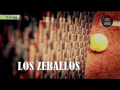 Crónicas de Campeones - Los Zeballos
