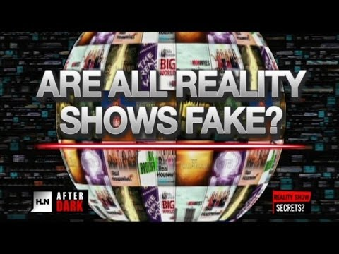 essay on reality shows real or fake