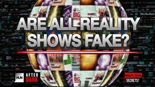 Are all reality TV shows fake?