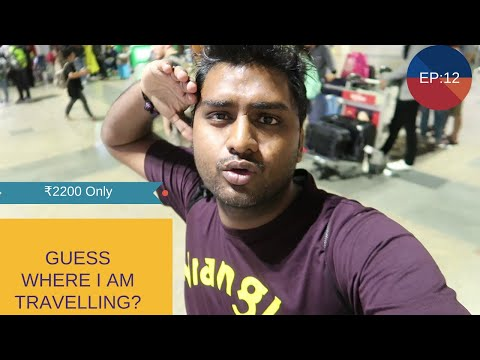 Travelling to New Country from Cambodia at just ₹2200  || Budget Travel