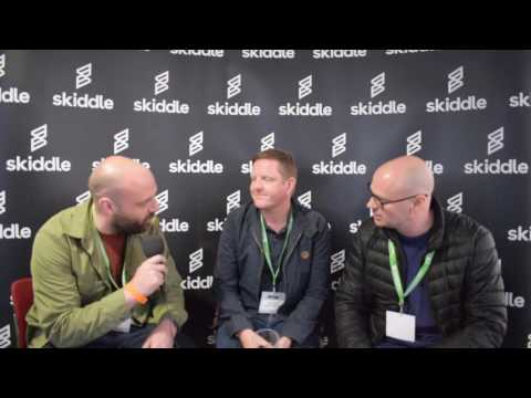 Dave Seaman & Steve Parry Interview | Brighton Music Conference 2017
