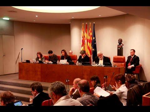 Ple Diputació de Barcelona ordinari de gener 2016