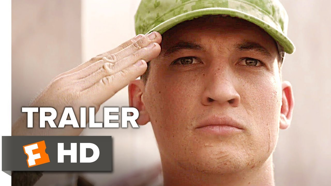 Thank You For Your Service Trailer 1 2017 Movieclips Trailers