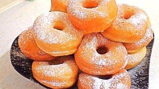 """Воздушные сладкие пончики- """"Калачики"""" Супер пончики!"""