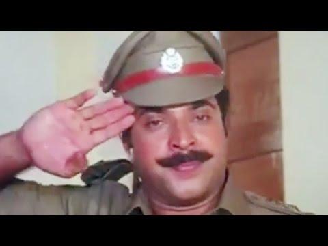 INSPECTOR BALRAM | Mammootty Super Dialouge Scene | Malayalam Movie |  Part 02
