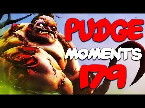 Dota 2 Pudge Moments Ep. 179 thumbnail