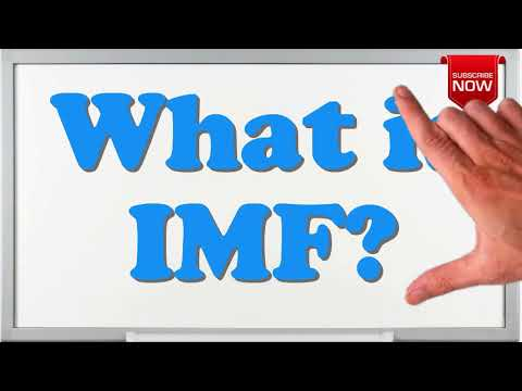 What is the full form of IMF? - YouTube
