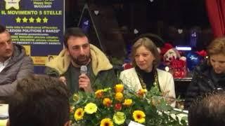 Presentazione candidati M5S di Benevento a Bucciano 2 parte