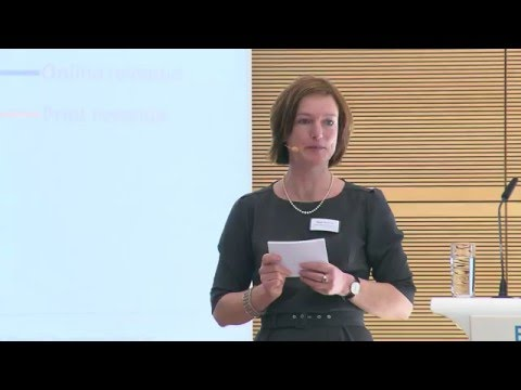 """Successful Digital Transformation in Publishing Business"" - Gwen de Vries, Wolters Kluwer"