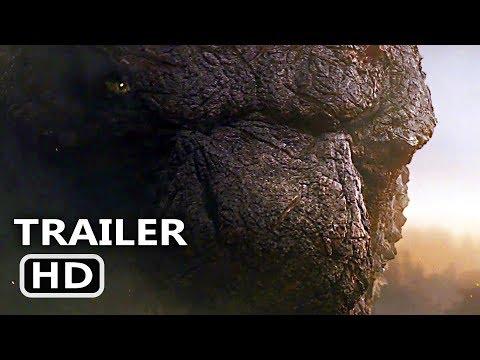 Play GODZILLA 2 Trailer Brasileiro LEGENDADO # 2 (2019) Rei dos Monstros
