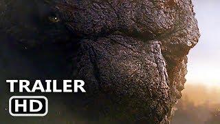 GODZILLA 2 Trailer Brasileiro LEGENDADO # 2 (2019) Rei dos Monstros