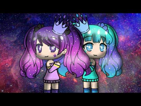 Galaxy sisters|Gacha life