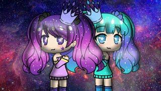 Galaxy sisters|Gacha life mini movie