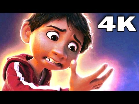 Thumbnail: Pixar's COCO Trailer - 2017 (Animation, Ultra HD 4K)