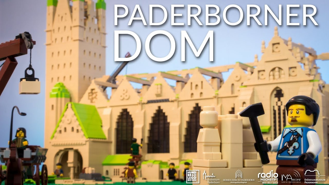 LEGO Paderborner Dom