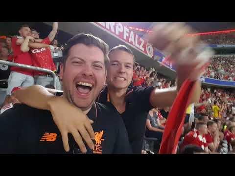Liverpool FC's German Tour: A Fan's Perspective TRAILER