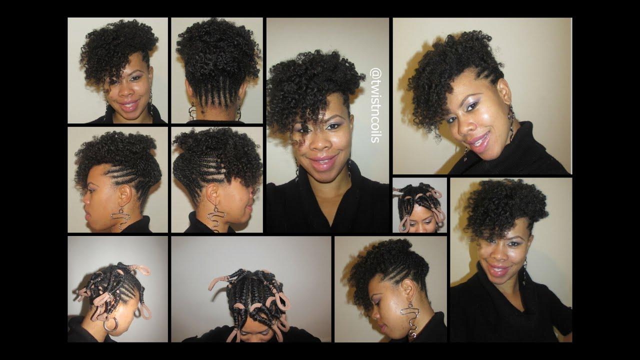 How To Braid Natural Black Hair