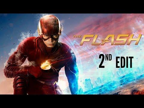 The Flash - The Fastest Man Alive Medley (Season 2 Soundtrack) Second Edit