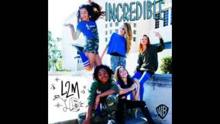 Incredible by L2M | Cover by Phoebe