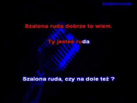 Karaoke Dj.DISCO - Szalona Ruda