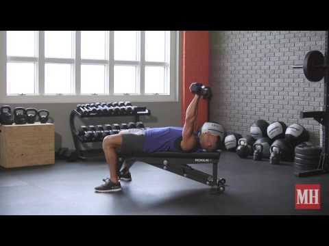 Pre-Exhaustion Arm Pump