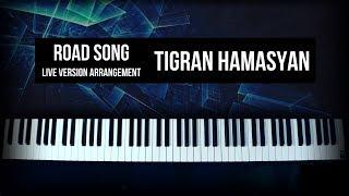 Tigran Hamasyan's Road Song - Live Version Arrangement